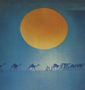 Santana - Caravanserai (1972)