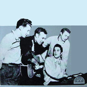 The Million Dollar Quartet - The Million Dollar Quartet (1956)
