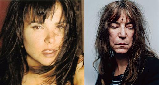 Patty Smyth & Patti Smith