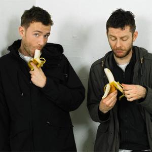 Jamie Hewlett & Damon Albarn - Gorillaz