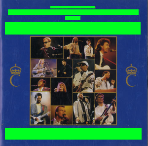 Various Artists - The Prince's Trust Concert (1987)