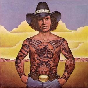 David Allan Coe – Tattoo (1977)