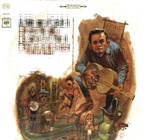 Johnny Cash – Everybody Loves a Nut (1966)