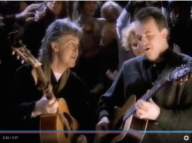 Paul McCartney - Hope of Deliverance (1992)