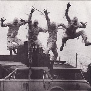 The Mummies – Greg Lowery & The Mummies (1992)
