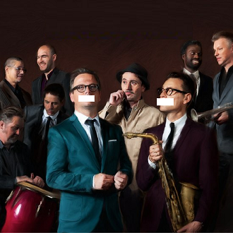 Guus Meeuwis & New Cool Collective Big Band - Hollandse Meesters (2014)