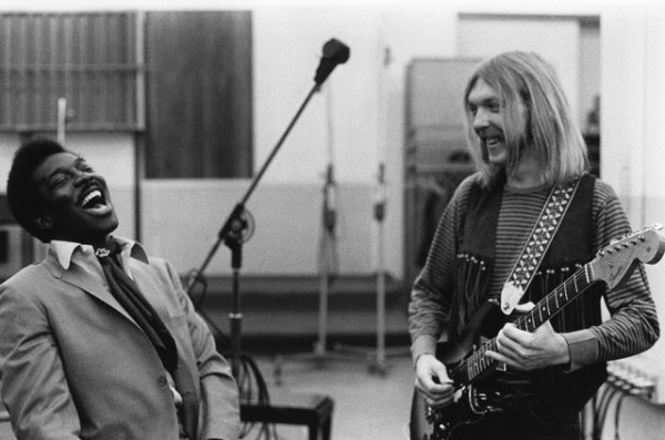 Wilson Pickett & Duane Allman
