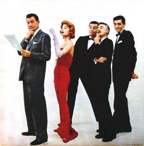Ray Conniff and his Orchestra - 's Awful Nice (1958)