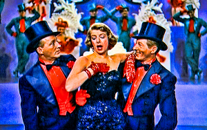 Bing Crosby, Rosemary Clooney & Danny Kaye - White Christmas (1954)