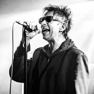 Ian McCulloch - Echo & The Bunnymen (2015)