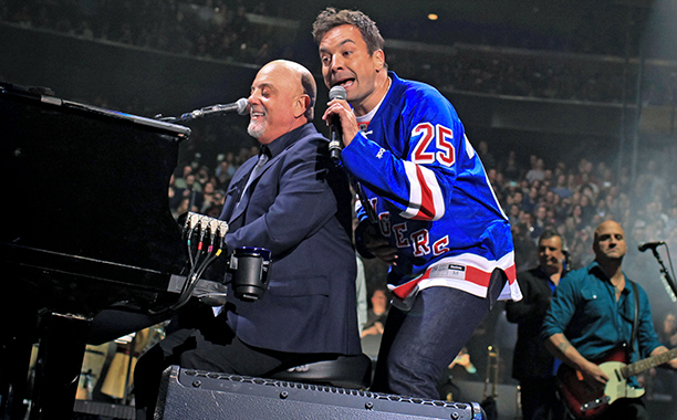 Billy Joel & Jimmy Fallon (2016)