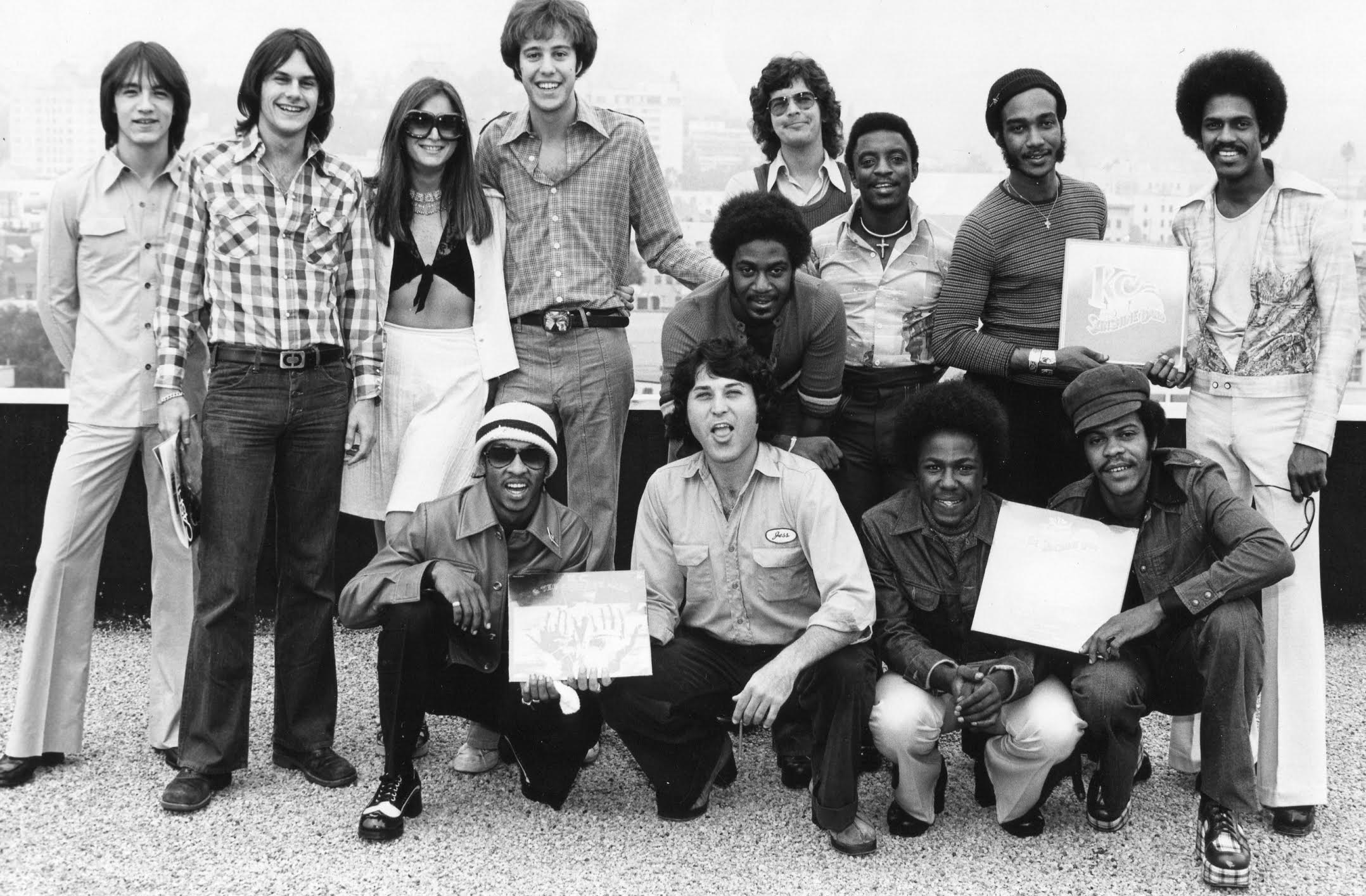 KC & The Sunshine Band (1975)