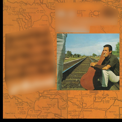 Lee Hazlewood - Trouble Is a Lonesome Town (1963)