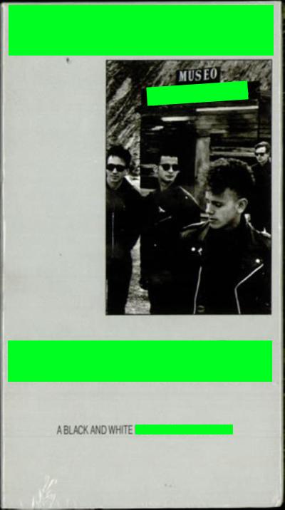 Depeche Mode - Strange (video) (1988)