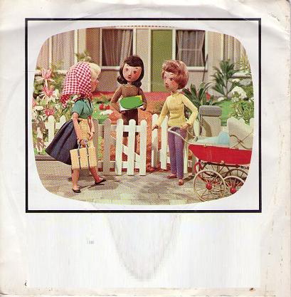 Loeki, Rieki en Wieki - Loeki, Rieki en Wieki en het pakje dat kon huilen (1968)