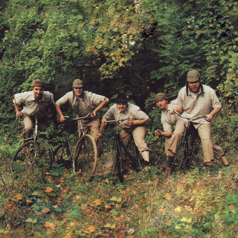 De Boswachters - 't Loerende Gevoar! (1998)