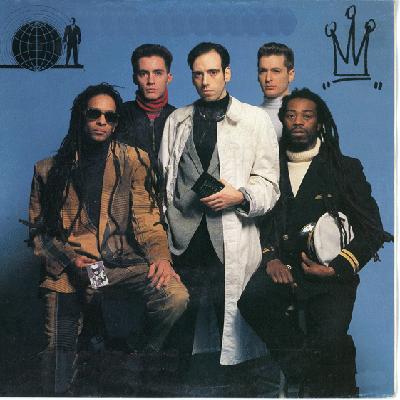 Big Audio Dynamite - E=MC² (1986)