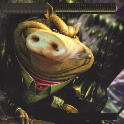 The Band - High on the Hog (1996)