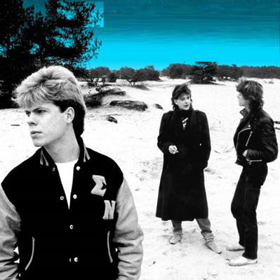 Secret Sounds - Wasteland (1984)