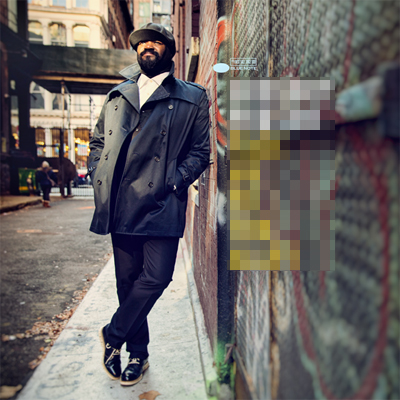 Gregory Porter - Take Me to the Alley (2016)