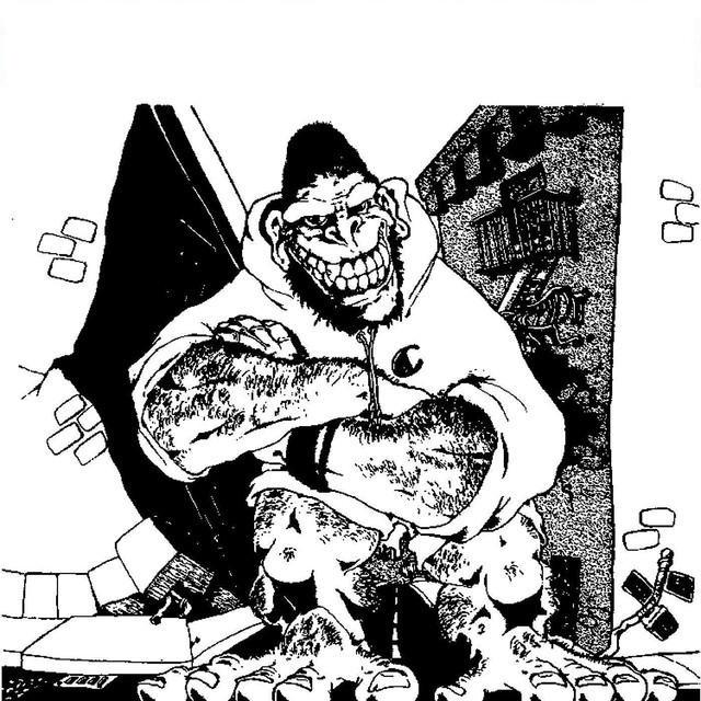 Gorilla Biscuits - Gorilla Biscuits (1988)