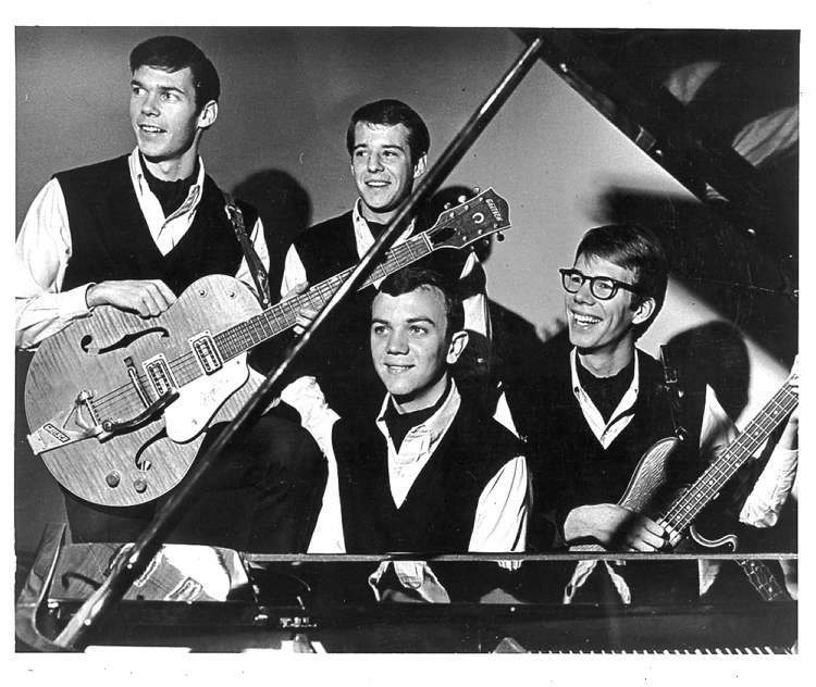 The Squires - Neil Young & The Squires (1963)