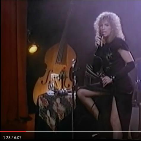 Barbra Streisand - Left in the dark (1984)