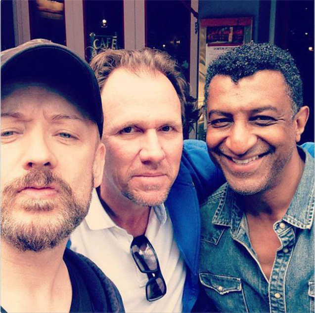 Culture Club - Boy George, Mikey Craig & Roy Hay (minus Jon Moss, of course) (2013)