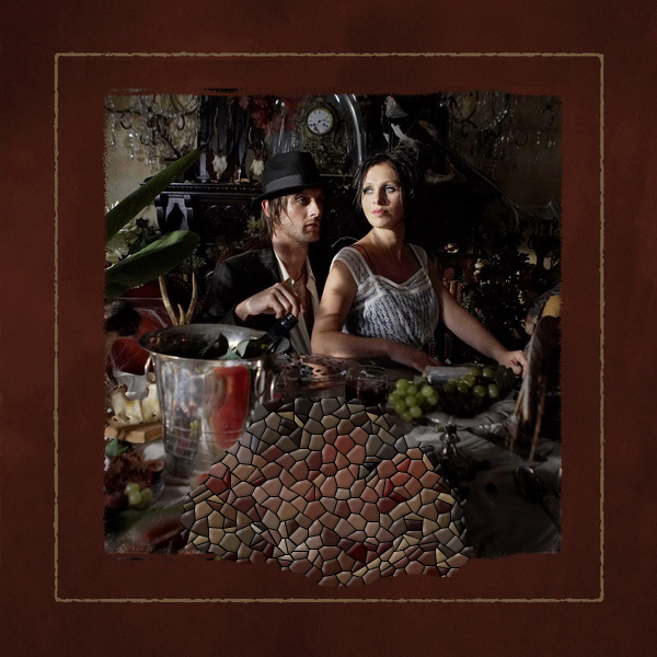 Kasey Chambers & Shane Nicholson - Rattlin' Bones (2008)