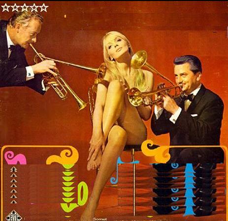 The Tattoos - Pops Go Trumpet (1967)