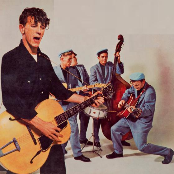 Gene Vincent - Gene Vincent and His Blue Caps (1957)