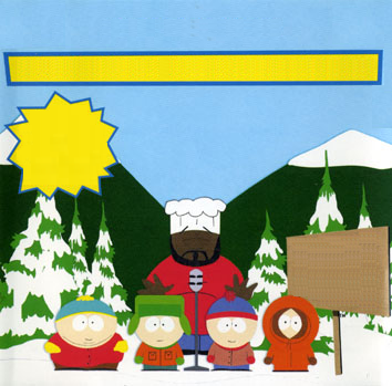 Various Artists - Chef and Friends: Songs of South Park (EP) (1998)