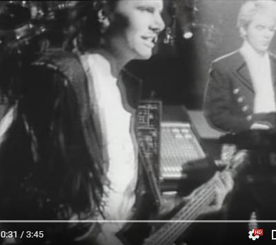 Duran Duran - Meet el Presidente (1987)
