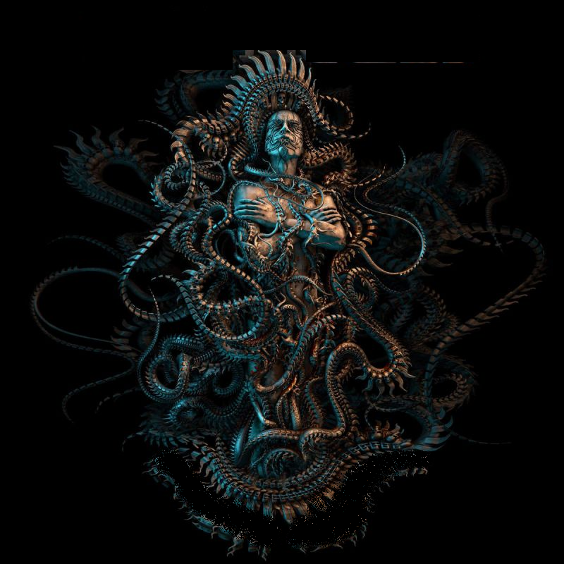 Meshuggah - The Violent Sleep of Reason (2016)