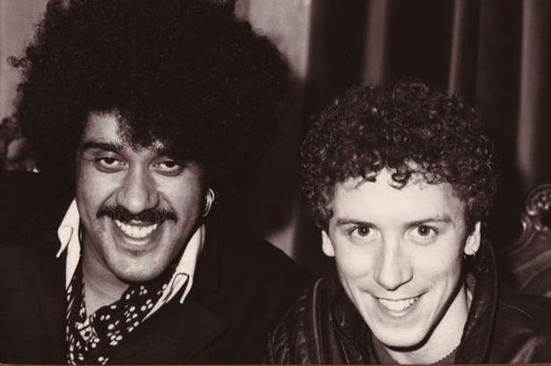 Phil Lynott & Paul Hardcastle (1985)