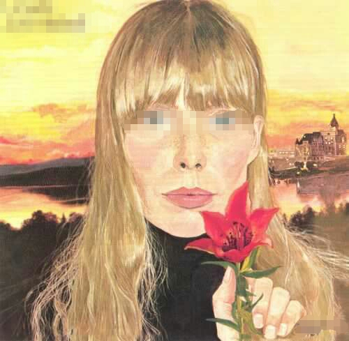 Joni Mitchell - Clouds (1969)