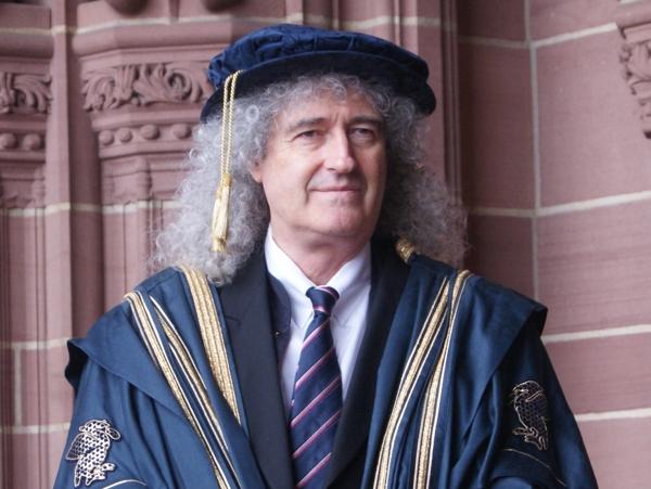 Brian May (2008)