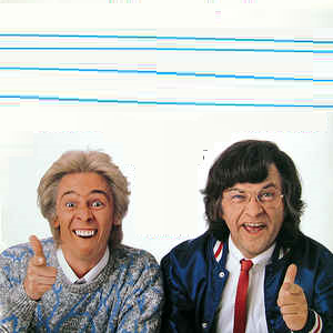 Paul Whitehouse & Harry Enfield - Smashie and Nicey Present: Let's Rock! (1992)
