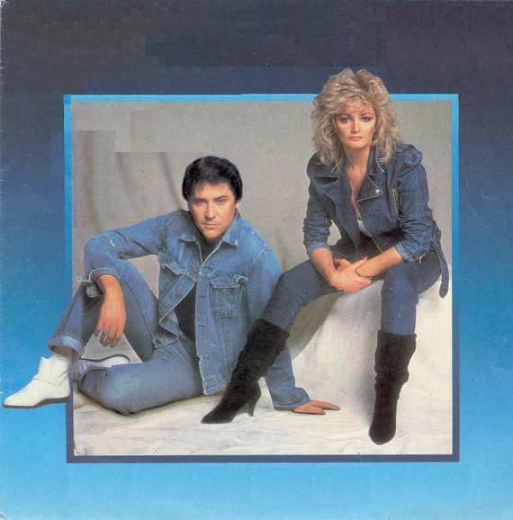 Shakin' Stevens & Bonnie Tyler - A Rockin' Good Way (1983)
