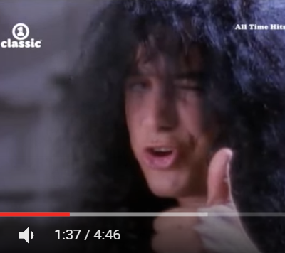 KISS – God gave rock and roll to you II (1991)