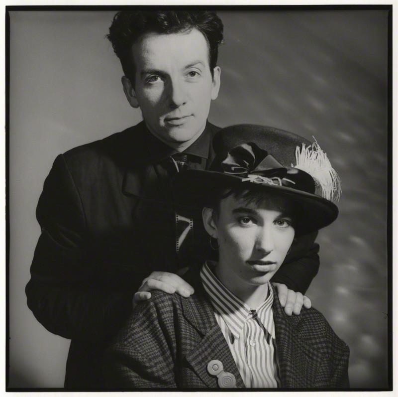 Elvis Costello & Cait O'Riordan (1986)