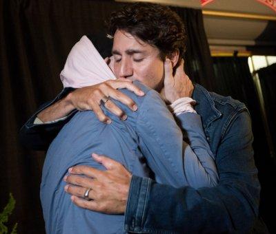 Gord Downie & Justin Trudeau - Afscheidsconcert The Tragically Hip (2016)