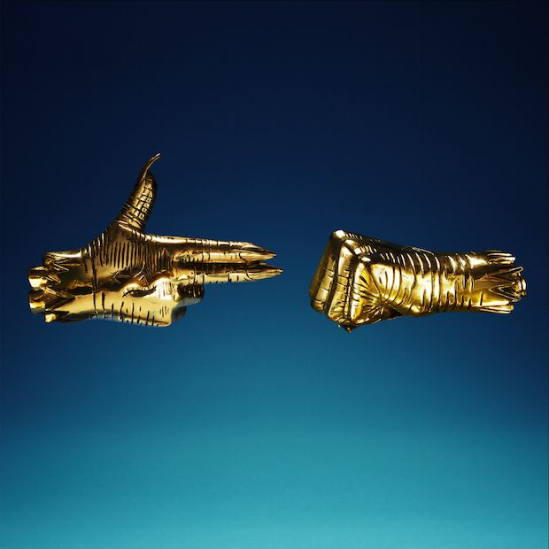 Run the Jewels - Run the Jewels 3 (2016)