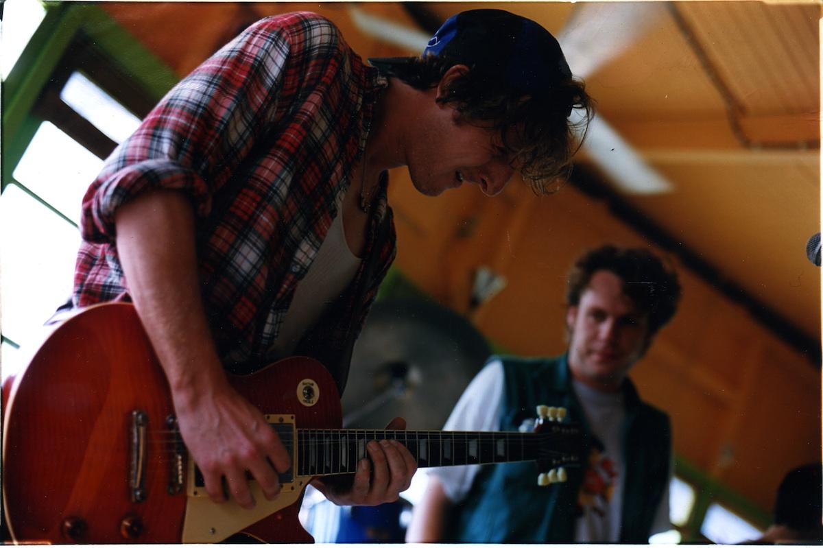 Thomas Acda - Sander Donkers op gitaar (1994)