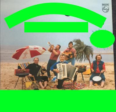 De Havenzangers – De Havenzangers slaan weer toe (1984)