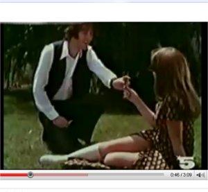 Michel Delpech - Pour un flirt (1971)
