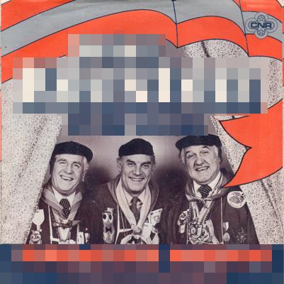 Wim Kersten en de Viltjes - Bloemetjesgordijn (1979)