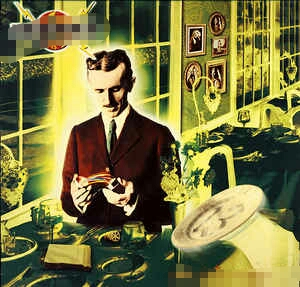 Tesla - Psychotic Supper (1991)