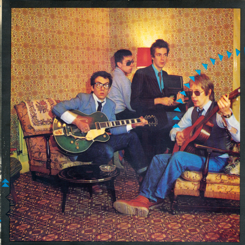 Elvis Costello & The Attractions - I Don't Want to Go to Chelsea (1978)