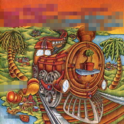 Dan Hicks & His Hot Licks - Last Train to Hicksville...the Home of Happy Feet (1973)